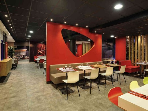Stazione Ibis Lille - cucina