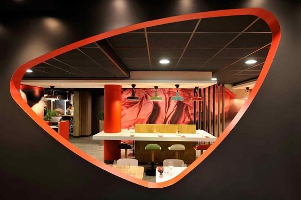 Stazione ferroviaria Ibis lille centre - ristorante