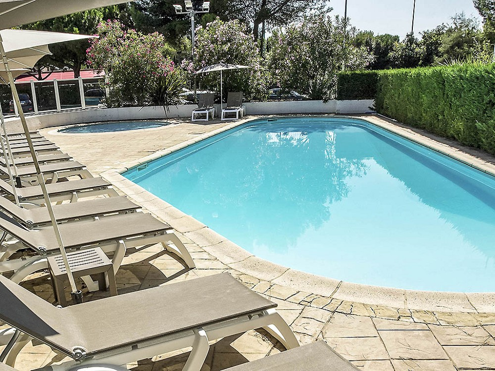 Ibis nimes ouest salle s minaire n mes 30 for Piscine nemausa nimes
