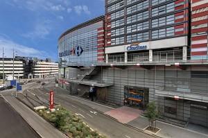 Citadines City Centre Lille - Fachada del hotel