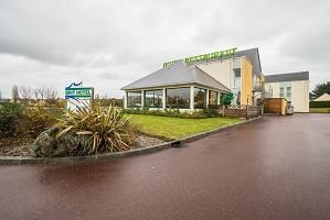 Brit Hotel Côte des Havres - Hotel mit Seminarraum