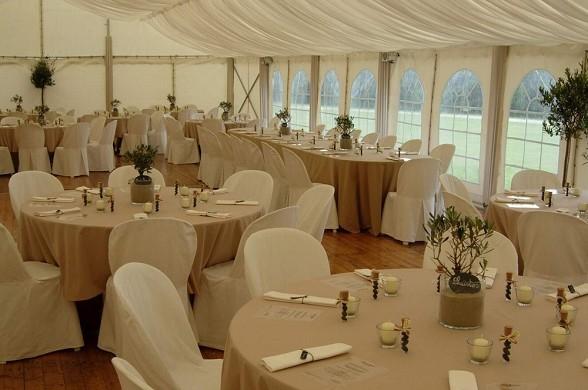 Castello Surville - Reception Room