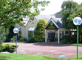 Cositel - Hotel de conferencias en Coutances