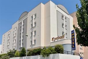 Kyriad Saint Etienne Centre - hotel de 3 estrellas para seminarios en Saint-Etienne