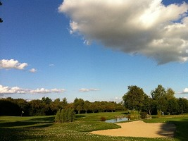 Golf Club di Greater Amiens - luogo ideale per organizzare un verde di team building nei pressi di Amiens