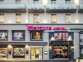 Mercure Lourdes Impérial - Front