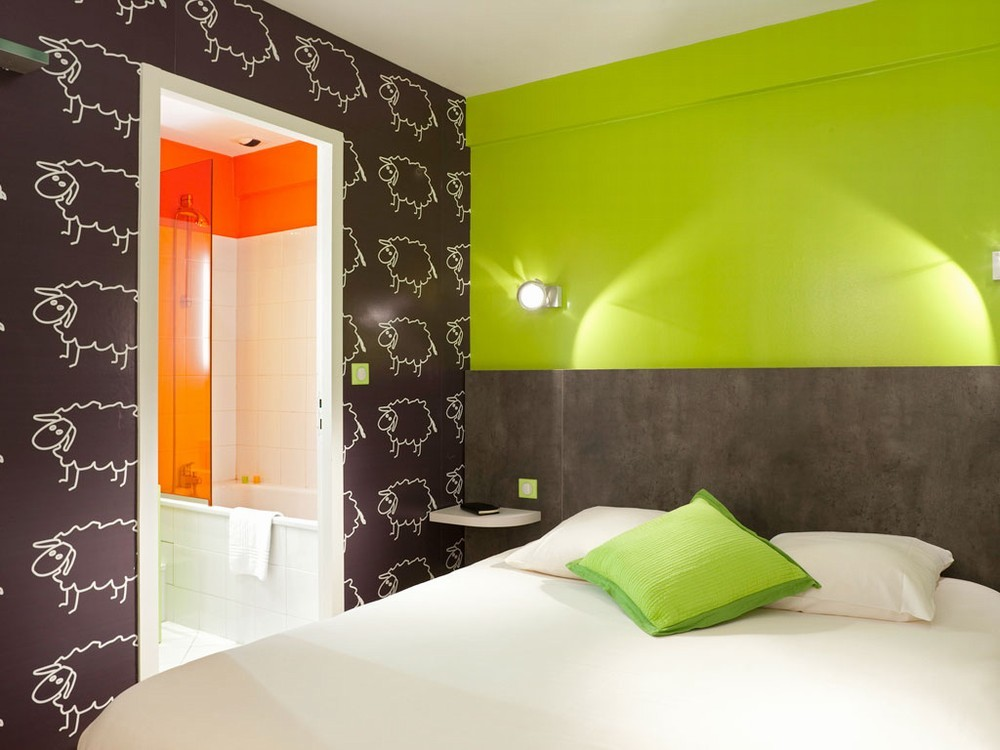 Ibis styles amiens cathedrale - chambre