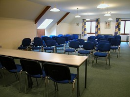 La Peupleraie - Sala seminari
