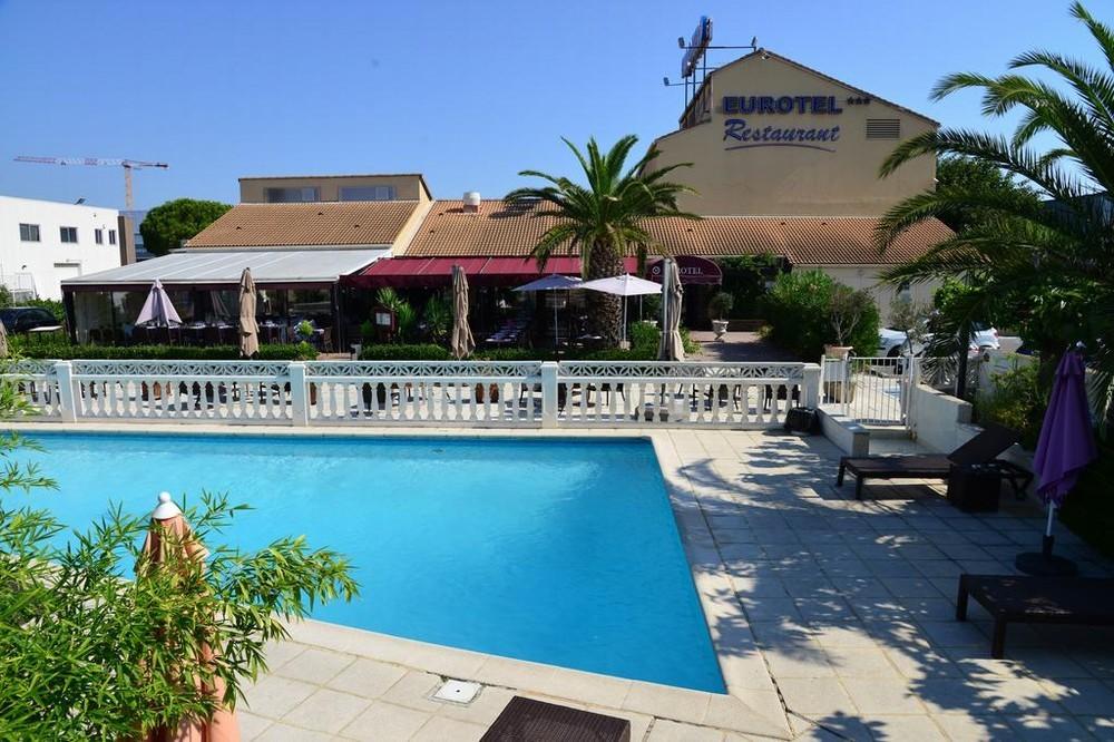 Eurotel montpellier salle s minaire la grande motte 34 for Hotel piscine montpellier