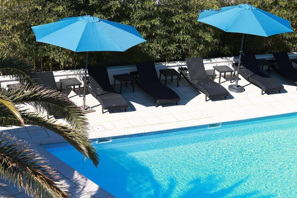 Eurotel montpellier - Schwimmbad