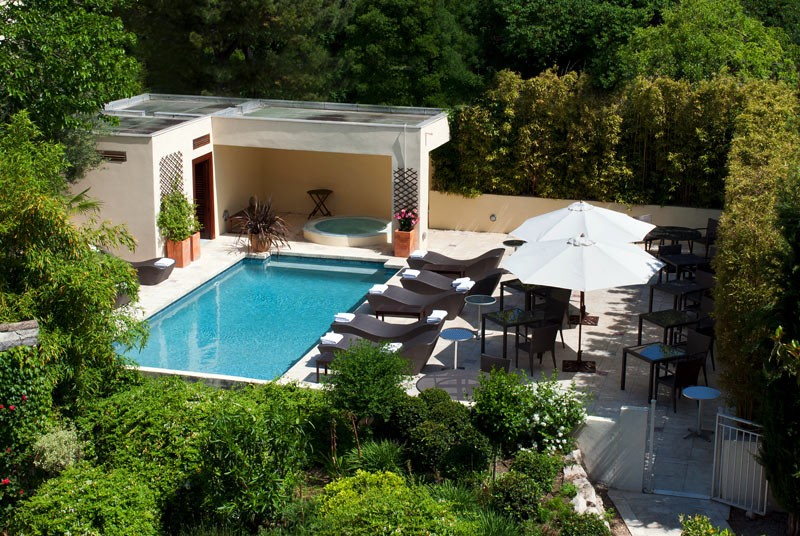 The Garden of Sens: seminar room Montpellier (34)