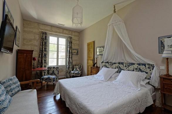Domaine des Clos - Schlafzimmer