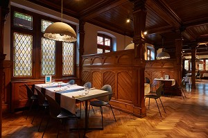 House of the Heads - Ristorante storico Brasserie