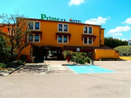 Hotel Premium - facciata