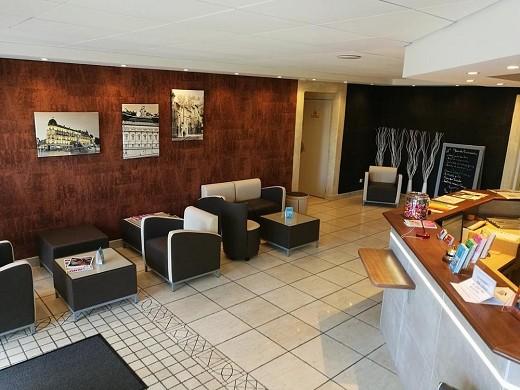 Hotel Premium - reception