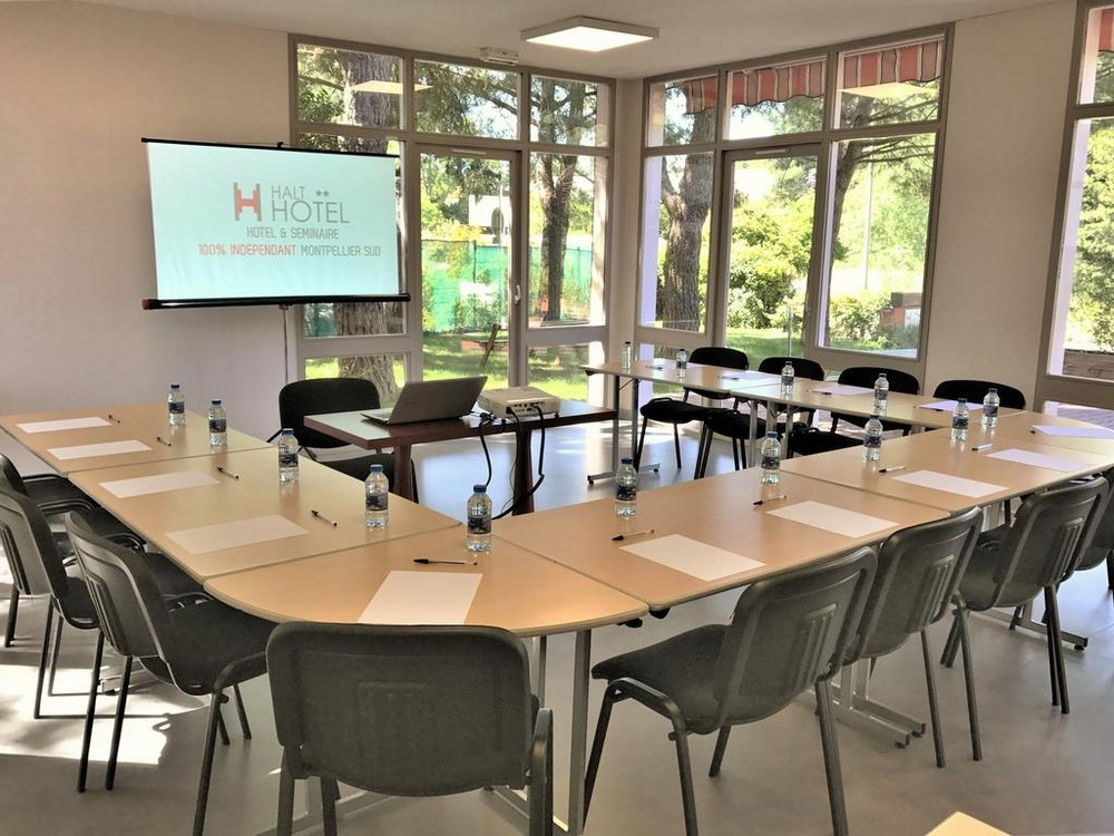 Halt hotel montpellier sud - meeting room