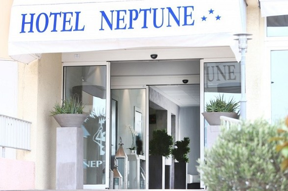 The originals boutique hotel neptune montpellier sud - exterior