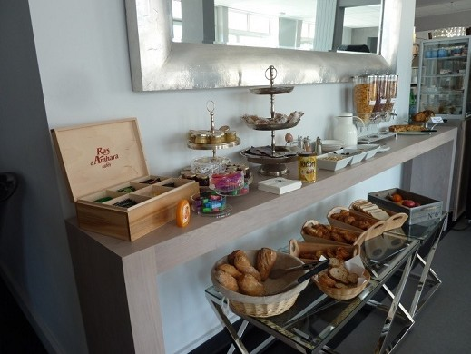 The Originals Boutique Hotel Neptune Montpellier Sud - desayuno