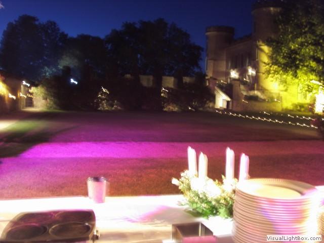 Château de pouget - business evenings