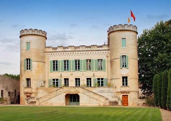 Château de pouget - château séminaire 34