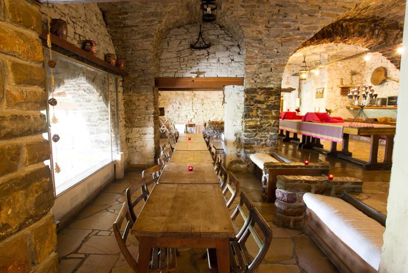 Domaine le Hameau de l'Etoile - ristorante