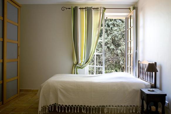 Domaine le Hameau de l'Etoile - camera da letto