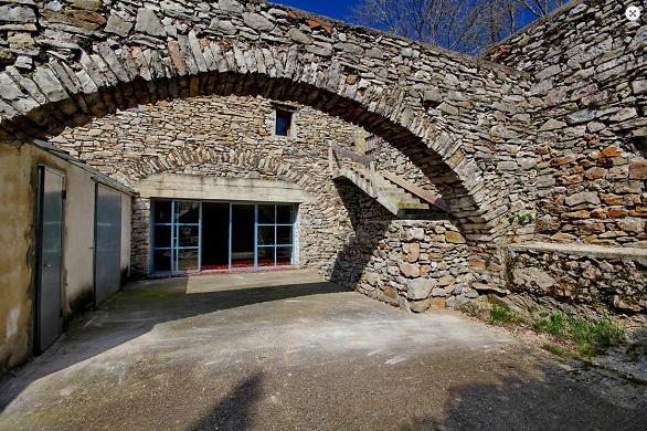 Domaine le Hameau de l'Etoile - patio