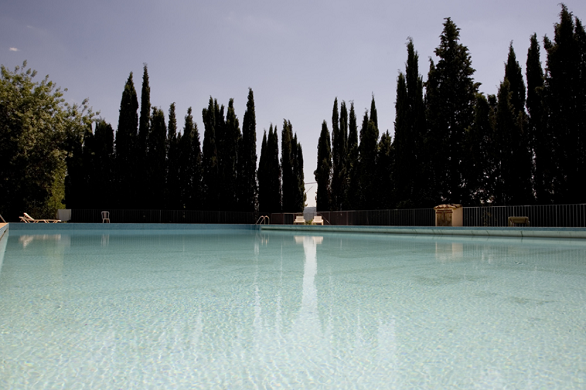 Domaine le hameau de l'etoile - swimming pool
