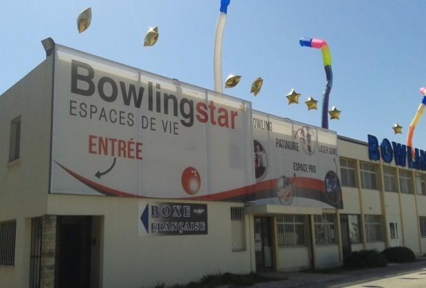 Bowling Odysseum - all'aperto