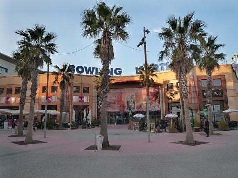Bowling odisseo - facciata