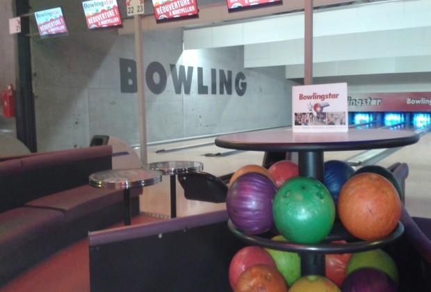 Bowling Odysseum - tracce