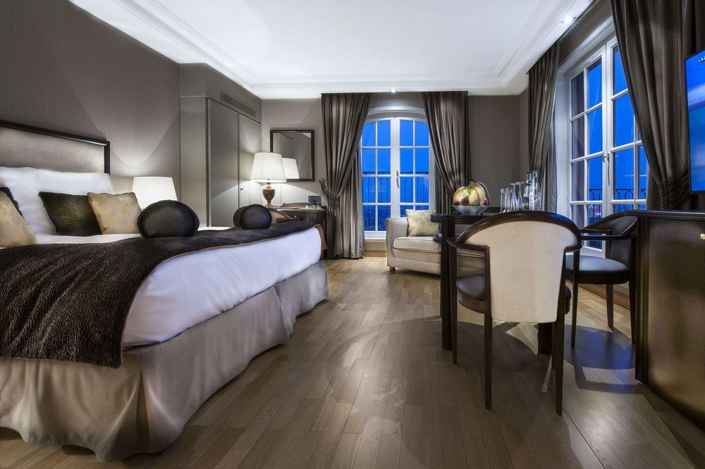 Villa florentine salle s minaire lyon 69 for Chambre 5 etoiles