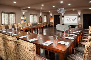 Disini Hotel Restaurante y SPA - Sala de seminarios