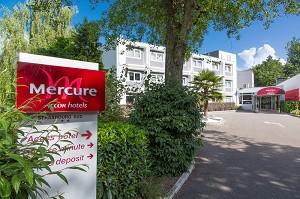 Mercure Strasbourg Aéroport - hotel para seminarios en Estrasburgo