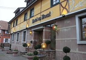 Hotel au Boeuf - seminário Blaesheim