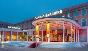 Casino Barrière de Niederbronn - Lugar del seminario 67