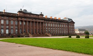 Rohan-Schloss - Seminar Saverne