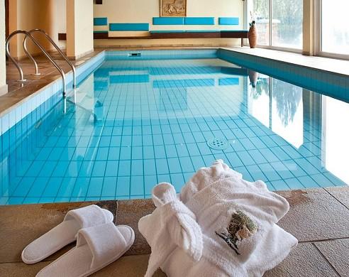 Leone d'oro - piscina