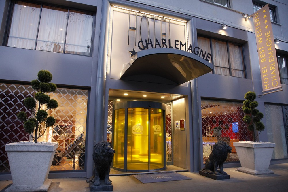 Hotel Charlemagne lyon - casa