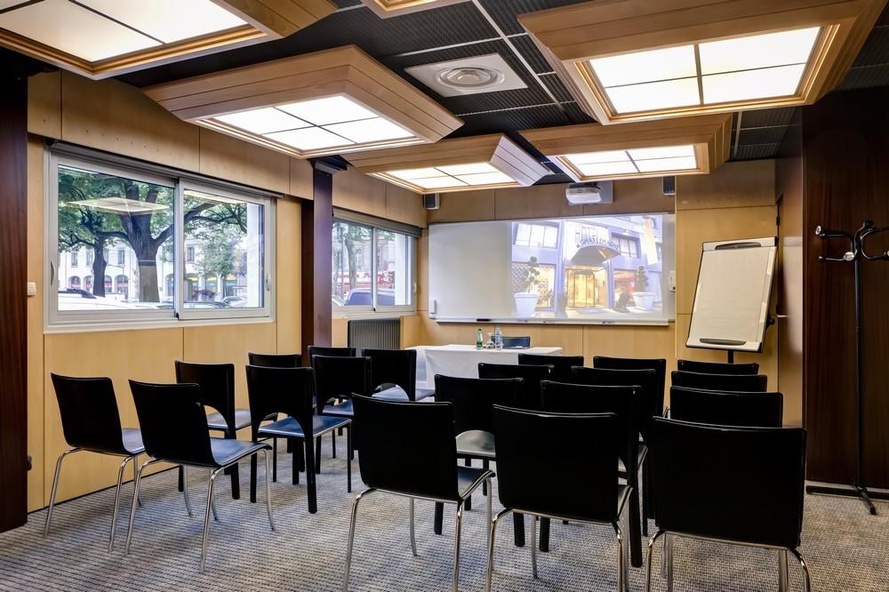 Hotel Charlemagne Lyon - sala per seminari