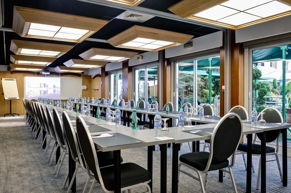 Hotel Charlemagne lyon - sala de reuniones