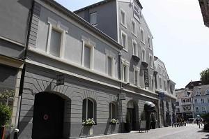 Brit Hotel Bristol Montbéliard Center - Außenansicht