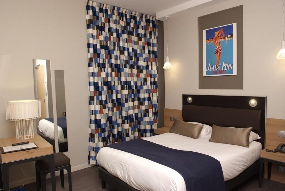 Grand hotel des bains - habitación