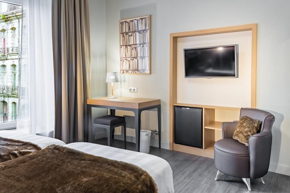 Grand Hotel des bains - residential seminar room