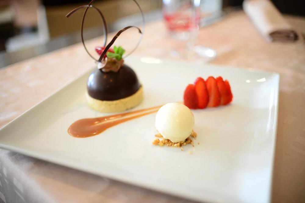 Grand hotel des bains - dessert
