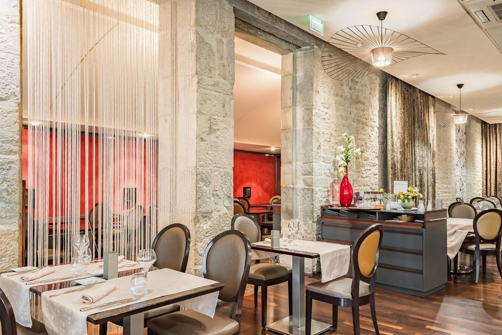 Grand Hotel des Bains - Frühstück