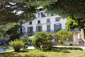 Grand Hôtel des Bains Salins-lès-Bains - hotel de seminarios Jura