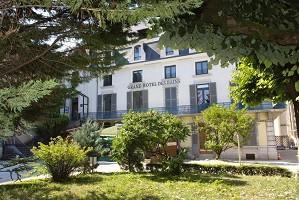 Grand Hôtel des Bains Salins-lès-Bains - Hotel per seminari nel Giura