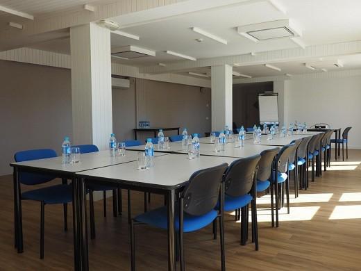 Domaine du revermont - sala riunioni