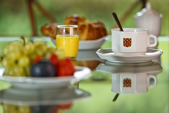 campo Bersaillin giurò colazione